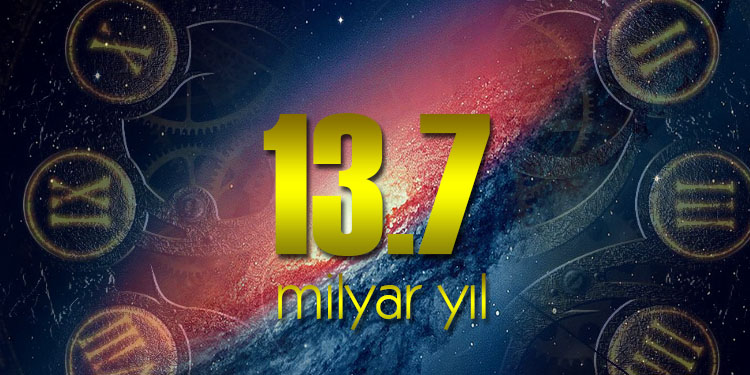 ALLAH İNSANI YARATMAK İÇİN NEDEN 13.7 MİLYAR YIL BEKLEDİ?